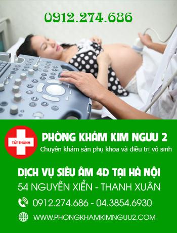 Siêu âm 4D tại Hà Nội