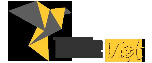 Mẫu logo theme viet