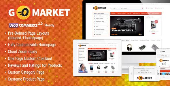 Theme bán hàng WordPress đẹp và chuyên nghiệp