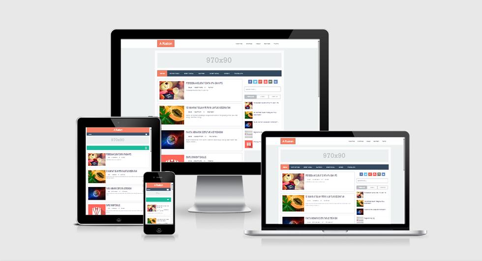 Share 2 template blogger flat miễn phí cực đẹp
